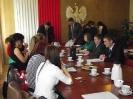 Pierwsze obrady Młodzieżowej Rady Miejskiej