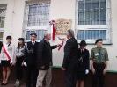 Uroczystość odsłonięcia tablicy upamiętniającej dr Szymona Klarnera_12